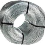 Galvad tråd i coil.