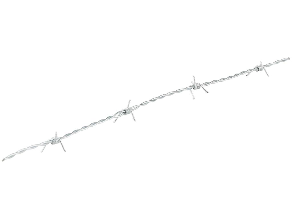Galvad taggtråd