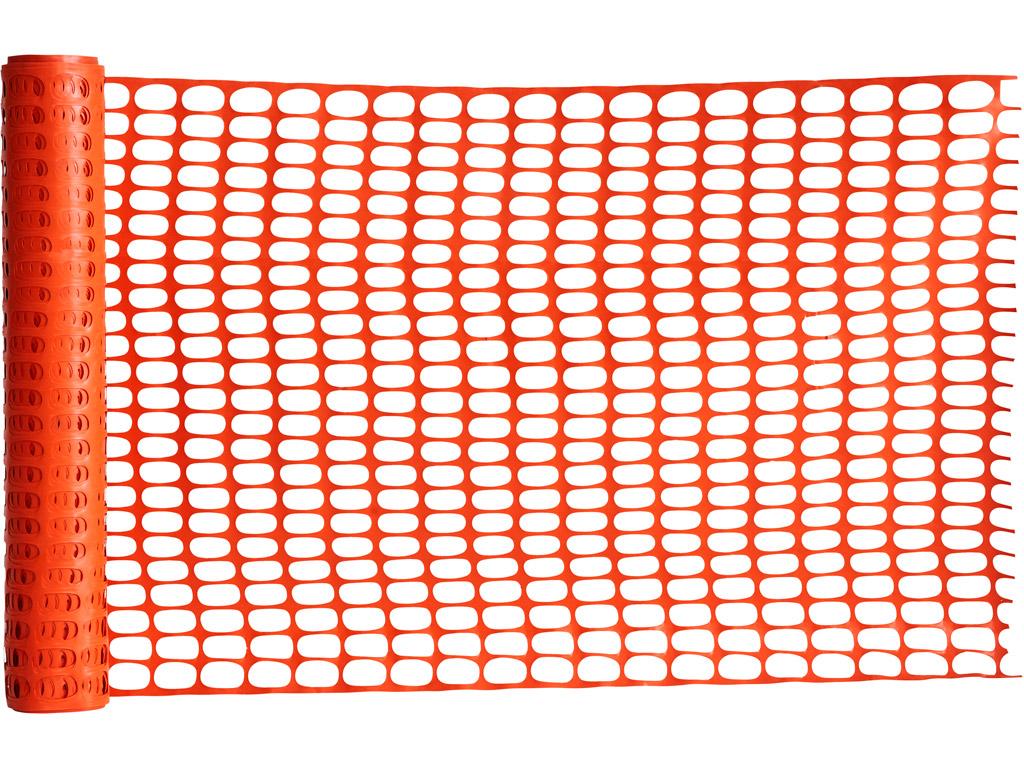 Avspärrningsnät orange