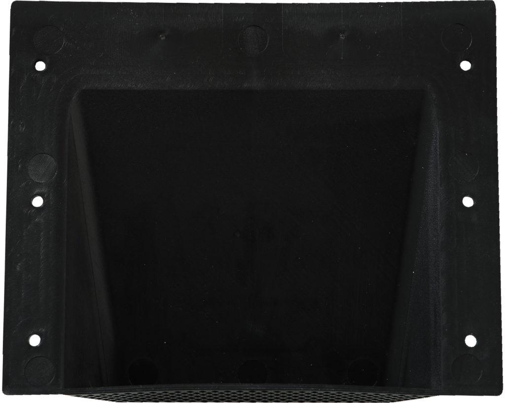 Ventilationsbeslag Plast